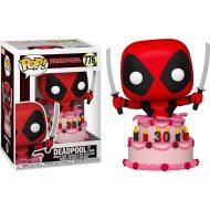 Deadpool 30th Anniversary Deadpool in Cake Pop! Vinyl Figure