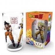 Dragon Ball Z Goku Wrap – Large Glass
