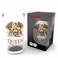 Queen Crest – Large Glass