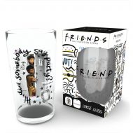 Friends Party – Large Glass