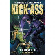 Kick-Ass New Girl  Vol 04