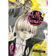 Hells Paradise Jigokuraku  Vol 08