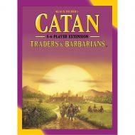 Catan: Traders & Babarbarians 5-6 players – viðbót