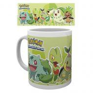 Pokemon Grass Partners – Mug