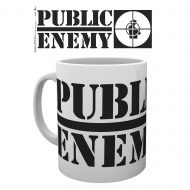 Public Enemy Logo – Mug
