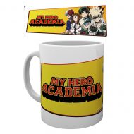 My Hero Academia S4 – Mug
