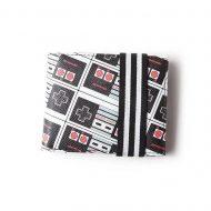 NES – Controller AOP Bifold Wallet