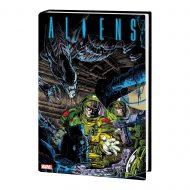 Aliens Omnibus  Vol 01- Mark A. Nelson kápa