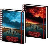 Stranger Things Mind Flayer – 3D Notebook