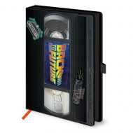 Back To The Future VHS – A5 Premium Notebook