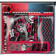 Harley Quinn Retro Bumper Stationery Set