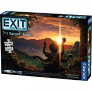 Exit Puzzle: The Sacred Temple