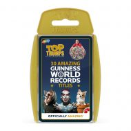 Top Trumps – Amazing Guinness World Records