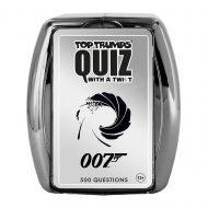 Top Trumps – Quiz James Bond 007