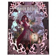 D&D 5th Van Richtens Guide to Ravenloft Alternative Cover