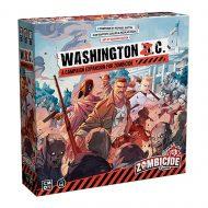 Zombicide 2nd Edition Washington Z.C. – viðbót