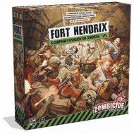 Zombicide 2nd Edition Fort Hendrix – viðbót