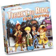 Ticket to Ride First Journey Europe (íslensk útgáfa)