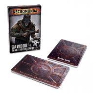 Necromunda Cawdor Gang Cards