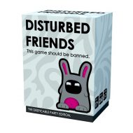 Disturbed Friends The Despicable Party Edition