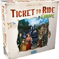 Ticket to Ride Europe 15th Anniversary ed.