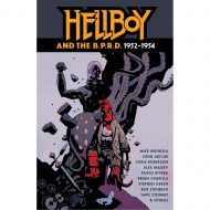 Hellboy And The B.p.r.d. 1952-1954