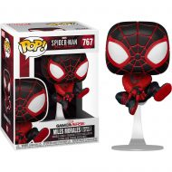 Spider-Man Miles Morales Bodega Cat Suit Pop! Vinyl Figure
