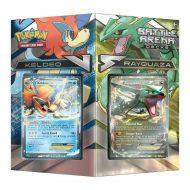 Pokemon Battle Arena Decks: Rayquaza vs. Keldeo