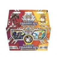 Pokemon Sun & Moon Trainer Kit: Lycanroc & Alolan Raichu