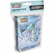 Pokemon Sword & Shield 6 Chilling Reign: Mini binder with Booster