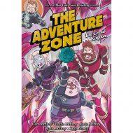 Adventure Zone Vol 04 The Crystal Kingdom