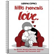 Little Moments of Love Sept 21-Dec 22 Weekly/Monthly Planner