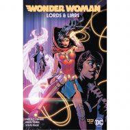 Wonder Woman Vol 05 Lords &Amp; Liars