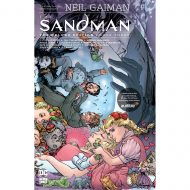 Sandman The Deluxe Edition Book Three