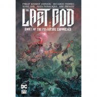 Last God: Book 1 Of The Fellspire Chronicles