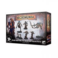 Necromunda Delaque Nacht Ghoul and Psy Gheists