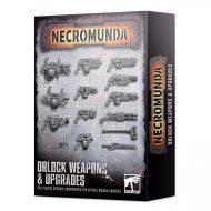 Necromunda House Orlock Weapons and Upgrades