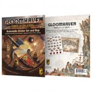 Gloomhaven Jaws of the Lion Removable Stickers Set