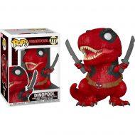 Deadpool 30th Anniversary Dinopool Pop! Vinyl Figure