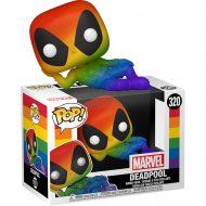 Deadpool Pride 2021 Rainbow Pop! Vinyl Figure