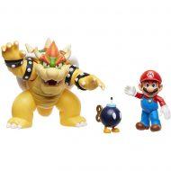 Nintendo Mario vs. Bowser Diorama Wave 1 Playset