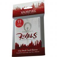 Vampire The Masquerade Rivals ECG: City Deck Spilaplöst