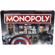 Monopoly The Falcon and the Winter Soldier