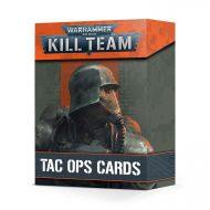 Kill Team Tacical Op Cards
