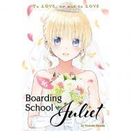 Boarding School Juliet Vol 16
