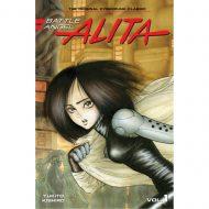 Battle Angel Alita vol 01