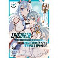 Arifureta Vol 07