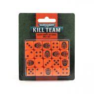 Kill Team Death Korps of Krieg Dice Set