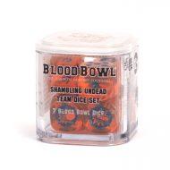 Blood Bowl Shambling Undead Dice Set