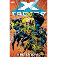 X-Factor By Peter David Omnibus Vol 01
